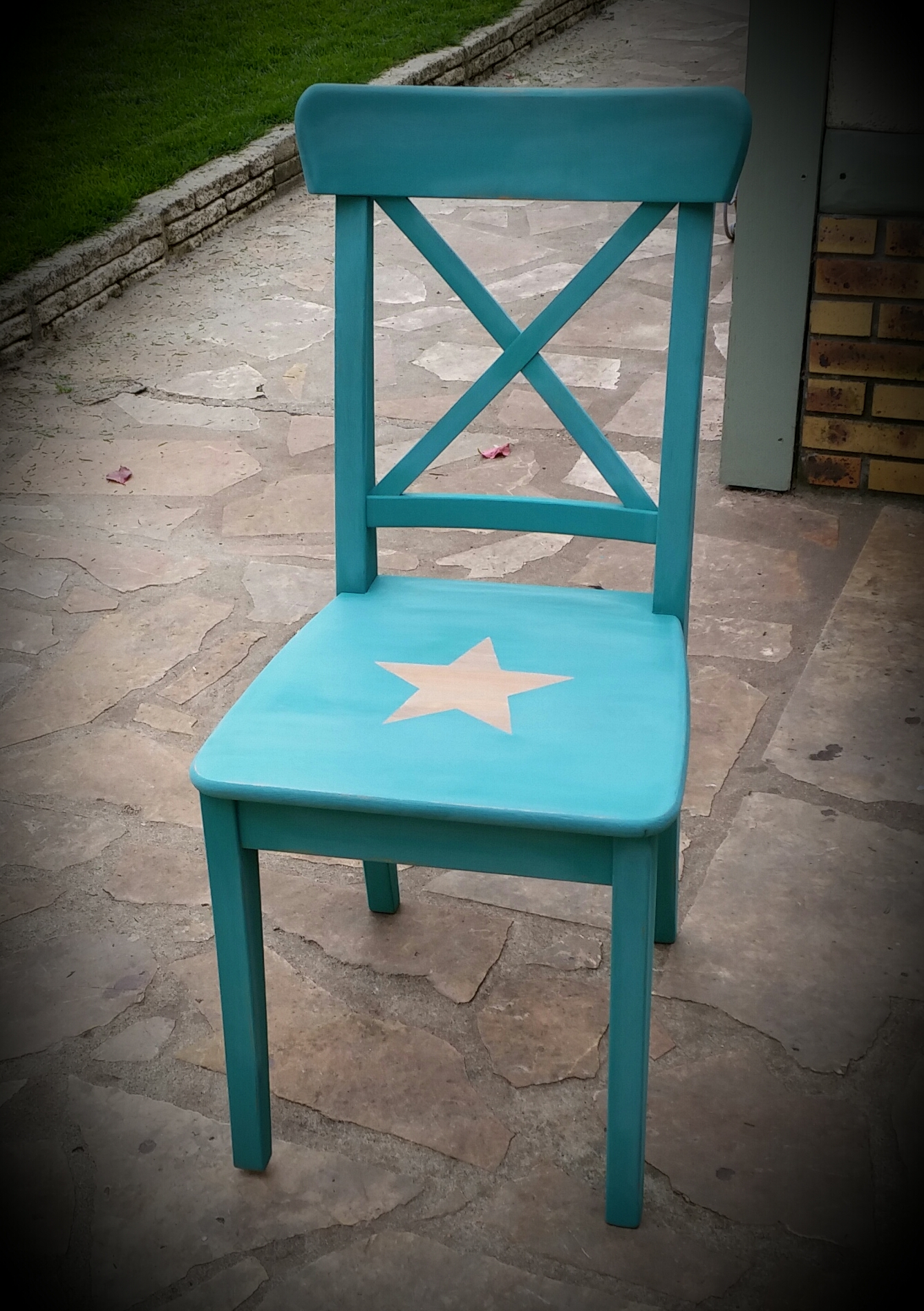 customisation de chaises ikea danslamaisondelo. Black Bedroom Furniture Sets. Home Design Ideas